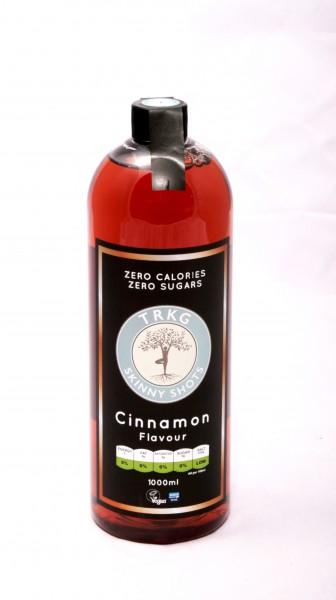 Cinnamon Front