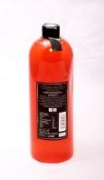 TRKG Skinny Shots Orange Bottle rear view