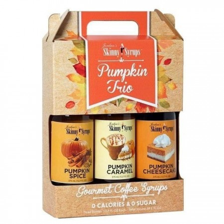 Jordan's Pumpkin Trio set