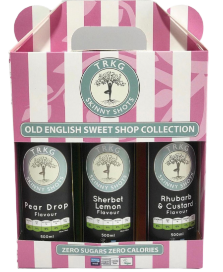 TRKG Sweet Shop Collection